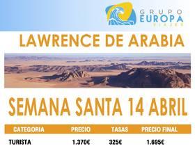 CIRCUITO LAWRENCE DE ARABIA, SEMANA SANTA 2019