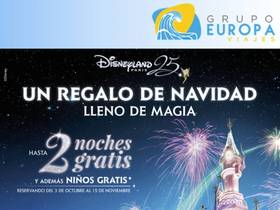 UN REGALO DE NAVIDAD LLENO DE MAGIA EN DISNEYLAND!!!